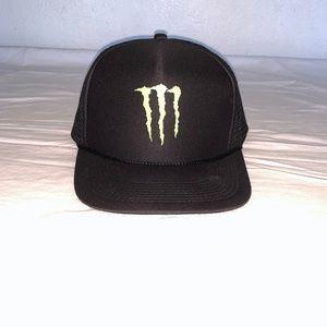 Monster Trucker Hat